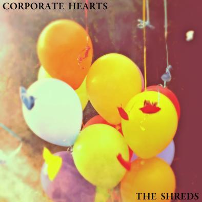 The Shreds Album Cover Final Version